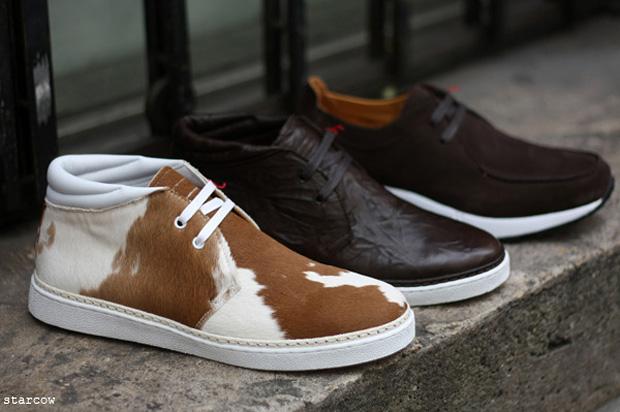 BE POSITIVE 2009 Fall/Winter Footwear