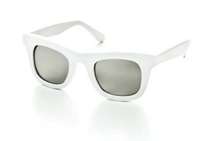 Billionaire Boys Club Series 8 Sunglasses (Silver)