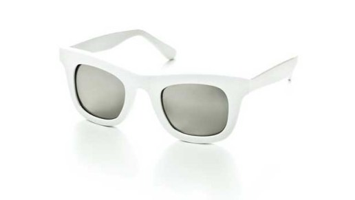 Billionaire Boys Club Series 8 Sunglasses (Silver)