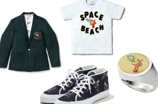 Billionaire Boys Club Space Beach 2009 Fall/Winter Collection