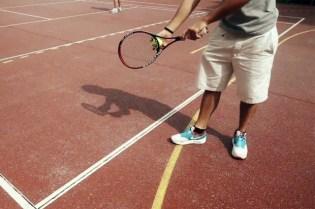 BKRW x Nike IAM1 Paris Tennis Tournament Video