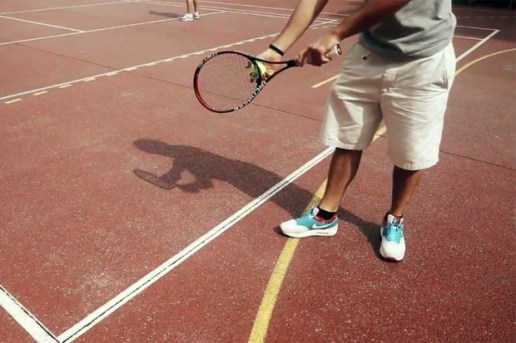 BKRW x Nike IAM1 Paris Tennis Tournament Video