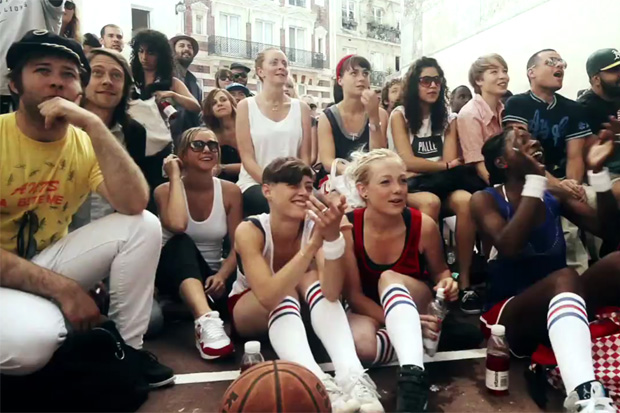 BKRW x NIKE IAM1 x The Pigalle B'Ball Tournament Video