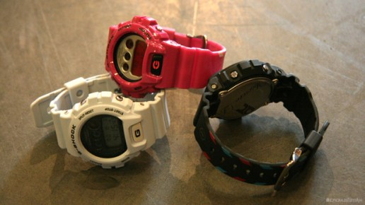 PHANTACi x Casio G-Shock Watch Collection