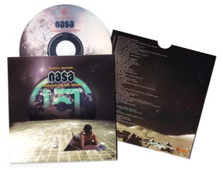 CLOT Mixtape: Tanning on the Moon by N.A.S.A.