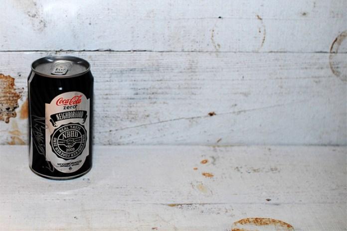 Coke Zero x NEIGHBORHOOD Collection