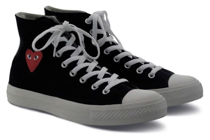 COMME des GARCONS x Converse Footwear Announcement