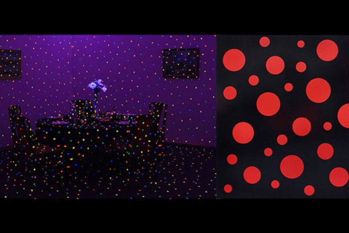 "COMME des GARCONS ""Six"" × Yayoi Kusama ""Room to Grow"" Exhibition"