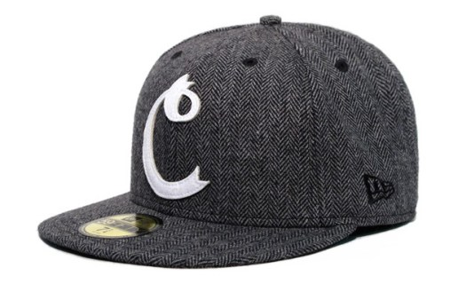 "Commonwealth ""Herringbone"" New Era 59FIFTY Fitted Cap"