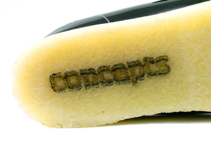 Concepts x Clarks Wallabee