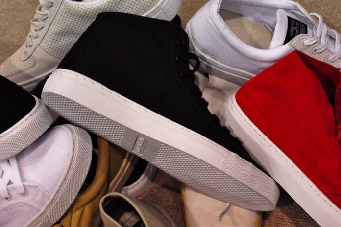 Crooks & Castles Footwear 2010 Spring/Summer Collection Preview