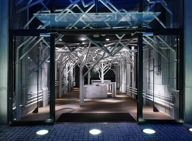 Nature Factory Installation @ Diesel Denim Gallery