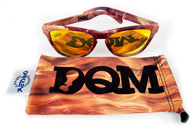 "DQM x Oakley Frogskins ""Bacon"""