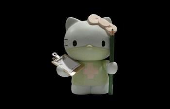 Dr. Romanelli x Hello Kitty Medicom Toy Vinyl