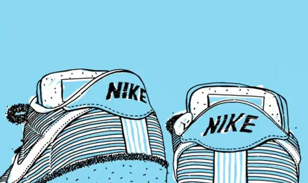 ELNA for Nike Israel Commercial