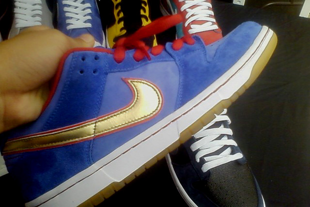 Eric Koston x Nike Dunk SB Low Preview