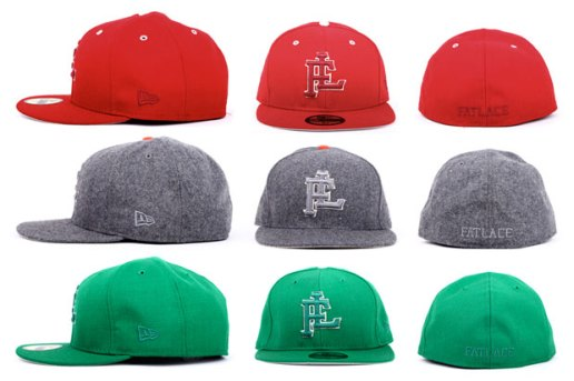 Fatlace x New Era 59FIFTY Fitted Cap