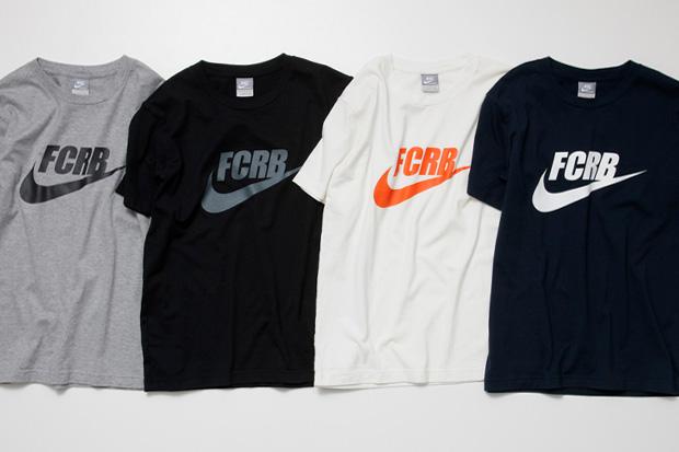 F.C.R.B. Swoosh T-shirt