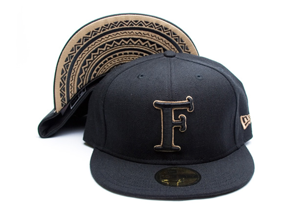 "Frank151 Samoa ""F"" New Era 59FIFTY Fitted Cap"