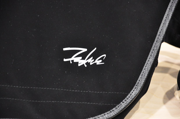 Futura Laboratories x SAG Messenger Bag Preview