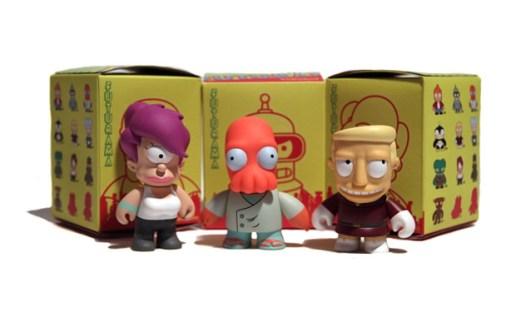 Futurama x Kidrobot Mini Series Release