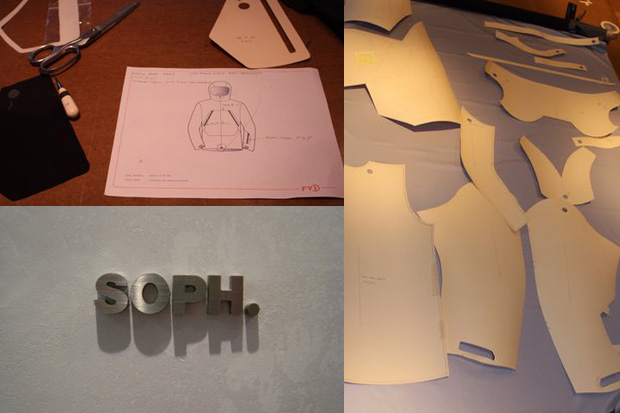FYI Design x SOPH. x fragment design FSF Urban Project