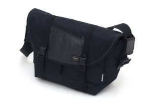 Gallery 1950 x Porter Dwitching Strap Messenger Bag