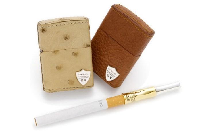 Garni Zippo & Cigarette Holder