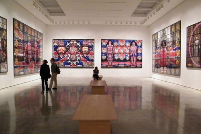 """Gilbert & George """"Jack Freak Pictures"""" Exhibition Recap"""
