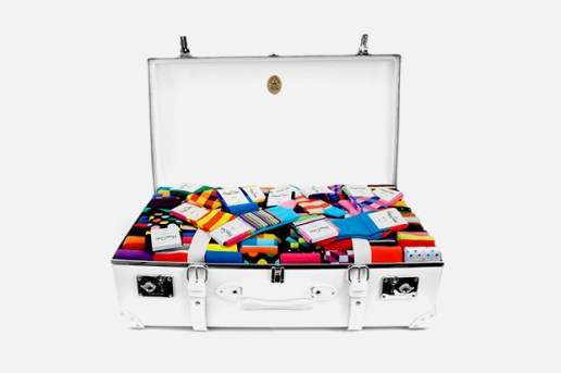 Globe-Trotter for Happy Socks Cases