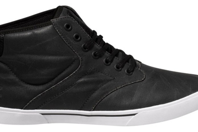 Gravis Dylan Mid Black Canvas