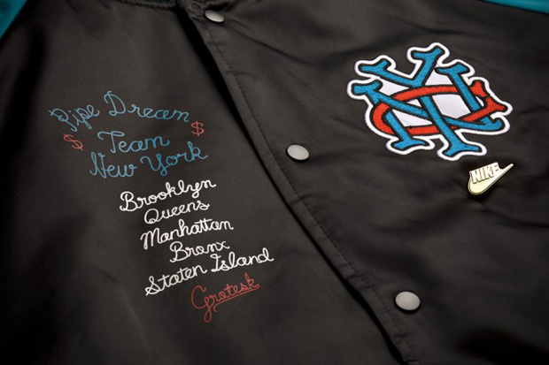 "Grotesk x Nike Sportswear ""The Pipe Dream Team"""