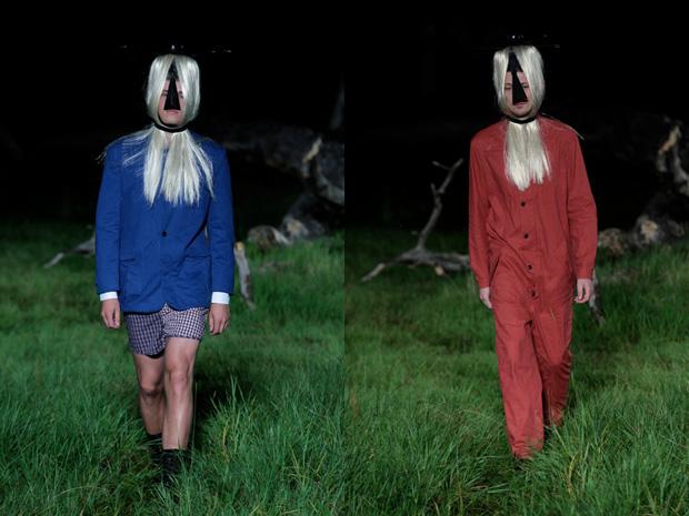 "Henrik Vibskov 2010 Spring/Summer ""The Solar Donkey Experiment"" Collection"
