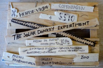 "Henrik Vibskov 2010 Spring/Summer ""The Solar Donkey Experiment"" Show"