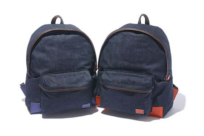 hobo Denim No. 14 Day Pack and Tote Bag