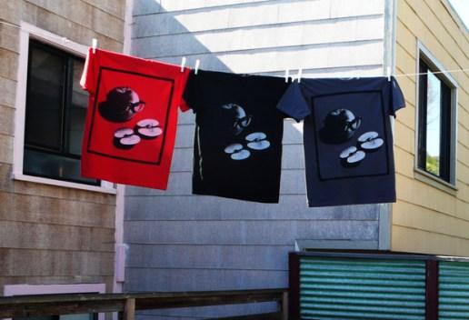 HomeRoom 2009 Fall T-Shirts