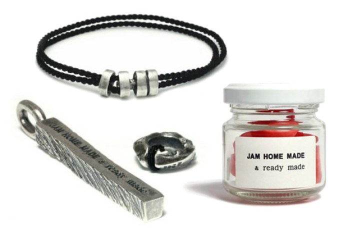 "JAM HOME MADE & ready made ""Magic Jackson"" Rope Collection"