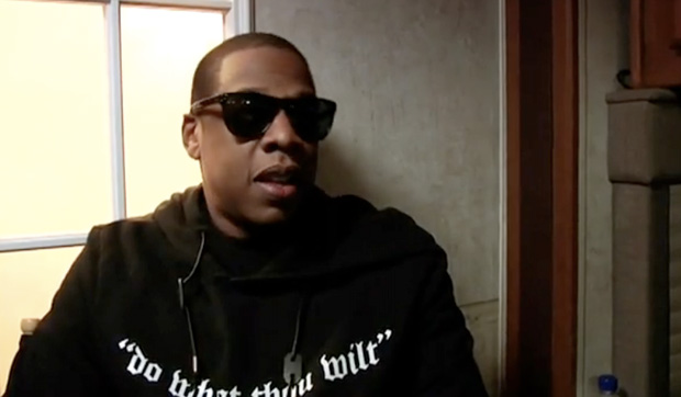 "The Making of Jay-Z's ""Run This Town"" feat. Kanye West & Rihanna"