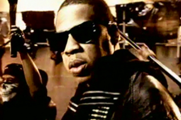 Jay-Z feat. Kanye West & Rihanna - Run This Town (Video)