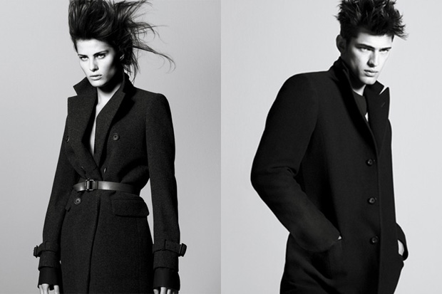 Jil Sander x Uniqlo +J 2009 Fall Collection Ad Campaign and Release Date