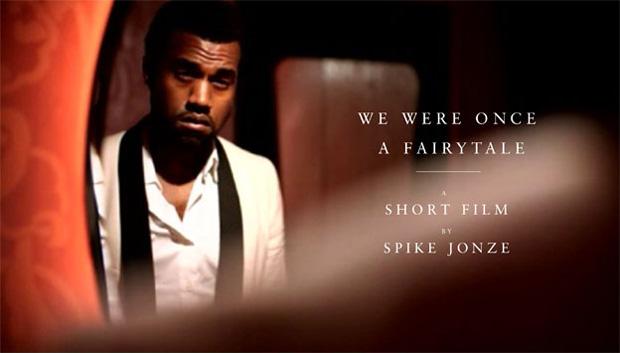 "Kanye West x Spike Jonze ""We Were Once a Fairytale"" Short Film"
