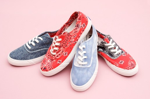 PRO-Keds and Keds for Opening Ceremony