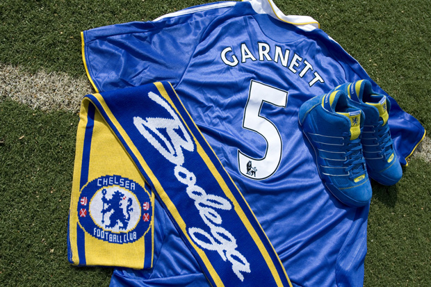 Kevin Garnett x Chelsea Football Club x adidas Basketball TS Commander LT