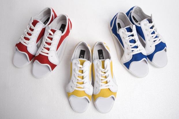 Kim Kiroic for Glossy Shanghai Footwear