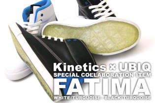 Kinetics x UBIQ Fatima