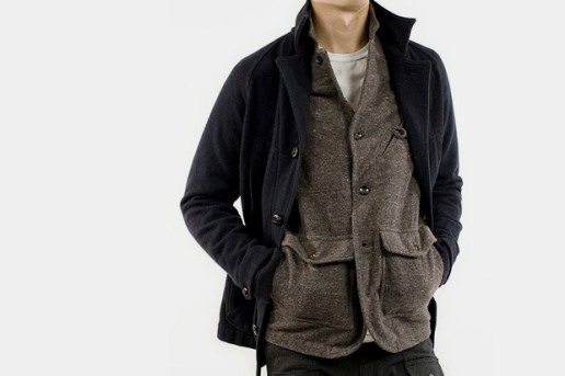 "KZO 2009 Fall/Winter ""Hallowed Ground"" Collection"