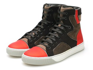 Lanvin 2009 Fall/Winter High Trainer