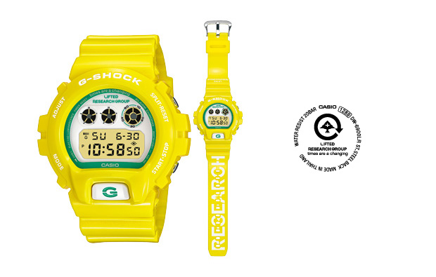 LRG x CASIO G-SHOCK DW-6900 Watch