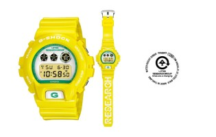 LRG x CASIO G-SHOCK DW-6900 Watch