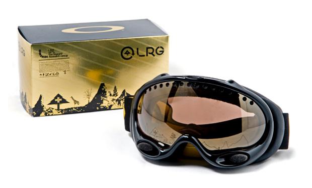 L-R-G x Oakley A Frame Goggles